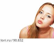 Купить «Девушка», фото № 90832, снято 26 июля 2007 г. (c) Валерия Потапова / Фотобанк Лори