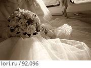 Купить «Свадебный букет   Wedding bouquet», фото № 92096, снято 17 февраля 2007 г. (c) Морозова Татьяна / Фотобанк Лори