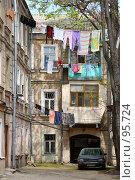 Купить «Одесса колоритная», фото № 95724, снято 28 апреля 2007 г. (c) Alla Andersen / Фотобанк Лори