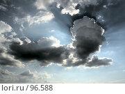 Купить «Облако», фото № 96588, снято 16 августа 2007 г. (c) Герман Молодцов / Фотобанк Лори