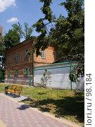 Купить «На улице Старочеркасска», фото № 98184, снято 28 июля 2007 г. (c) Борис Панасюк / Фотобанк Лори
