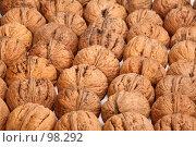 Купить «Грецкие орехи», фото № 98292, снято 11 октября 2007 г. (c) Владимир Мельник / Фотобанк Лори