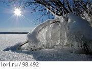 Купить «Ледовая феерия», фото № 98492, снято 13 ноября 2019 г. (c) Ахметсафин Руслан / Фотобанк Лори