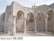 Купить «Хорватия, город Раб, базилика святого Иоанна Евангелиста», фото № 98900, снято 30 августа 2007 г. (c) Tamara Kulikova / Фотобанк Лори