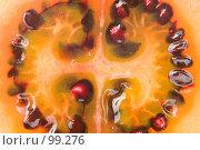 Купить «Мякоть тамарилло», фото № 99276, снято 17 октября 2007 г. (c) Алексей Судариков / Фотобанк Лори