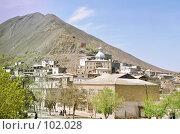 Купить «Полуденный Ахты. Дагестан», эксклюзивное фото № 102028, снято 5 апреля 1998 г. (c) Ivan I. Karpovich / Фотобанк Лори