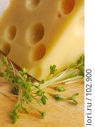 Купить «Сыр», фото № 102900, снято 20 мая 2019 г. (c) Лифанцева Елена / Фотобанк Лори