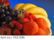Купить «Свежие сочные фрукты», фото № 103596, снято 14 ноября 2018 г. (c) Иван Сазыкин / Фотобанк Лори