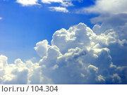 Купить «Небо», фото № 104304, снято 24 января 2020 г. (c) Валерия Потапова / Фотобанк Лори