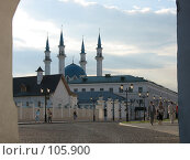 Казанский кремль (2007 год). Стоковое фото, фотограф DIA / Фотобанк Лори