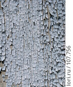 Купить «Старая краска», фото № 107756, снято 5 мая 2006 г. (c) Юрий Назаров / Фотобанк Лори