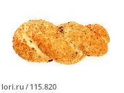 Купить «Сдобная булочка с кунжутом», фото № 115820, снято 14 сентября 2007 г. (c) Александр Паррус / Фотобанк Лори