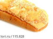 Купить «Хлеб с сырной корочкой», фото № 115828, снято 10 сентября 2007 г. (c) Александр Паррус / Фотобанк Лори