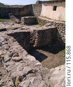 Купить «На территории археологического музея-заповедника Танаис», фото № 115868, снято 22 февраля 2007 г. (c) Борис Панасюк / Фотобанк Лори