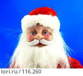 Купить «Дед Мороз», фото № 116260, снято 10 ноября 2007 г. (c) Анатолий Теребенин / Фотобанк Лори
