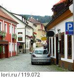 Купить «Улицы Чехии», фото № 119072, снято 15 августа 2006 г. (c) Светлана Черненко / Фотобанк Лори