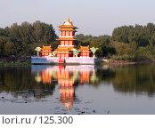 Купить «Китай. Пекин.Старый Летний Дворец.», фото № 125300, снято 14 декабря 2017 г. (c) Вера Тропынина / Фотобанк Лори