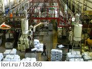Купить «Фабрика по изготовлению труб», фото № 128060, снято 31 мая 2005 г. (c) Морозова Татьяна / Фотобанк Лори