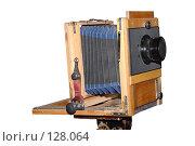 Купить «Старая деревянная камера», фото № 128064, снято 29 октября 2006 г. (c) Георгий Марков / Фотобанк Лори