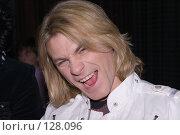 Купить «Владимир Асимов, группа На-На», фото № 128096, снято 24 ноября 2007 г. (c) Андрей Старостин / Фотобанк Лори
