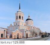 Купить «Христианский собор», фото № 129888, снято 22 декабря 2004 г. (c) Serg Zastavkin / Фотобанк Лори