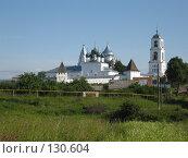 Купить «Переславль-Залесский, Никитский монастырь», фото № 130604, снято 6 июля 2006 г. (c) ИВА Афонская / Фотобанк Лори