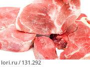 Купить «Мороженое мясо», фото № 131292, снято 22 августа 2019 г. (c) Угоренков Александр / Фотобанк Лори