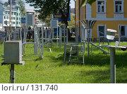 Купить «Метеостанция в Москве», фото № 131740, снято 9 августа 2007 г. (c) Юрий Синицын / Фотобанк Лори