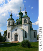 Купить «Козелецкая церковь», фото № 131892, снято 18 июня 2007 г. (c) Тютькало Игорь / Фотобанк Лори