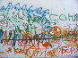 Граффити, фото № 134640, снято 6 июня 2004 г. (c) Serg Zastavkin / Фотобанк Лори