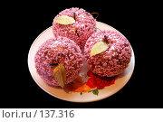 Купить «Стеклянные яблоки», фото № 137316, снято 4 декабря 2007 г. (c) Parmenov Pavel / Фотобанк Лори
