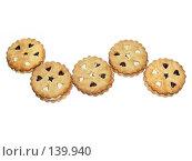 Купить «Сахарное печенье с начинкой», фото № 139940, снято 18 ноября 2007 г. (c) Елена Руденко / Фотобанк Лори