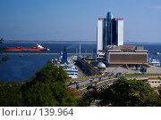 Купить «Морской вокзал», фото № 139964, снято 24 сентября 2007 г. (c) Смирнова Лидия / Фотобанк Лори