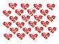 Сердечки из цветов, фото № 140936, снято 25 июля 2017 г. (c) Морозова Татьяна / Фотобанк Лори