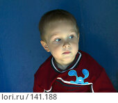 Купить «Ребенок», фото № 141188, снято 8 июля 2004 г. (c) Морозова Татьяна / Фотобанк Лори