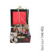Купить «Шкатулка», фото № 144492, снято 27 ноября 2007 г. (c) Екатерина Дындыкина / Фотобанк Лори