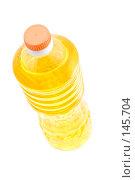 Купить «Бутылка кукурузного масла на белом фоне», фото № 145704, снято 11 декабря 2007 г. (c) Угоренков Александр / Фотобанк Лори