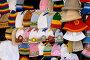 Продажа вязаных шапочек, фото № 147020, снято 25 августа 2007 г. (c) Юрий Синицын / Фотобанк Лори