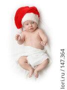 Купить «Младенец-Новый год», фото № 147364, снято 10 декабря 2007 г. (c) Владимир Мельников / Фотобанк Лори