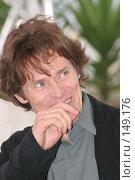 Купить «Знаменитости. Уильям Дефо», фото № 149176, снято 16 мая 2005 г. (c) Денис Макаренко / Фотобанк Лори