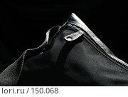 Купить «Черная сумка», фото № 150068, снято 1 октября 2007 г. (c) Морозова Татьяна / Фотобанк Лори