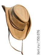 Купить «Ковбойская шляпа», фото № 150076, снято 31 марта 2007 г. (c) Морозова Татьяна / Фотобанк Лори