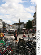 Купить «Дания. Копенгаген. Городской пейзаж», фото № 153256, снято 19 июля 2007 г. (c) Александр Секретарев / Фотобанк Лори