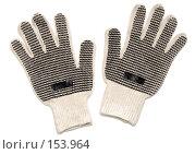Купить «Рабочие перчатки», фото № 153964, снято 24 июня 2007 г. (c) chaoss / Фотобанк Лори