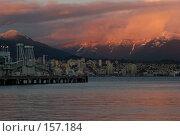 Купить «Северный Ванкувер», фото № 157184, снято 20 декабря 2007 г. (c) Paul Bee / Фотобанк Лори
