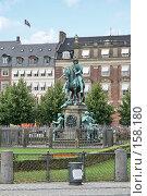 Купить «Дания. Копенгаген. Городской пейзаж», фото № 158180, снято 19 июля 2007 г. (c) Александр Секретарев / Фотобанк Лори