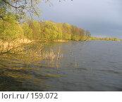 Купить «Река Цна после дождя», фото № 159072, снято 10 мая 2007 г. (c) Карелин Д.А. / Фотобанк Лори