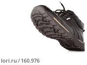 Купить «Мужские черные зимние ботинки», фото № 160976, снято 26 ноября 2006 г. (c) Александр Паррус / Фотобанк Лори