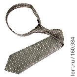 Купить «Персональный аксессуар бизнесмена - галстук», фото № 160984, снято 25 декабря 2006 г. (c) Александр Паррус / Фотобанк Лори