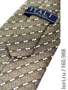 Купить «Оборотная часть галстука с узором», фото № 160988, снято 26 декабря 2006 г. (c) Александр Паррус / Фотобанк Лори